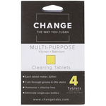 Multi-Purpose Cleaning Tablets - Change - Ammonia Free