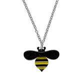 Babette Bee Pendant Necklace - Erstwilder - Fan Favourites Feb 2021