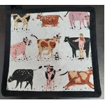 Cow Pot Holder