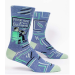 F Off, I'm Gaming - Men's Socks - Blue Q