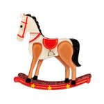 Rocking Reminiscence Horse Brooch - Erstwilder Toy