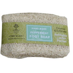 Peppermint Foot Loofah Soap | Thurlby