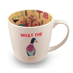 What The Duck - Ceramic Mug