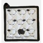 Black Sheep Pot Holder | Square