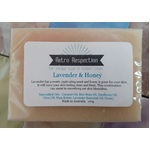 Lavender & Honey - Handmade Soap - Australian