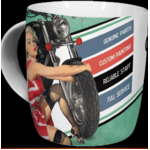 Best Garage Motorcycle - Coffee Cup
