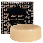 Sandalwood & Shea Butter Shaving Soap - Parker