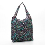 Dragonfly Shopper Bag - Foldable - Durable Eco Friendly