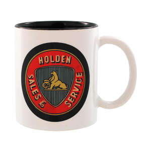 Holden Sales & Servce Mug - Ceramic